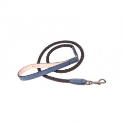 LEASH LEATHER ROPE 2cm