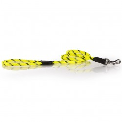 FLUO ROPE LEASH
