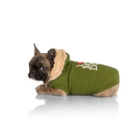 SILICONE WINTER SWEATSHIRT BIGDOG