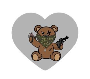 TERRORIST TEDDY 119